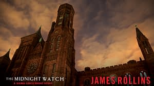 James Rollins The Midnight Watch Short Story Exclusive Wallpaper 1920 x 1080