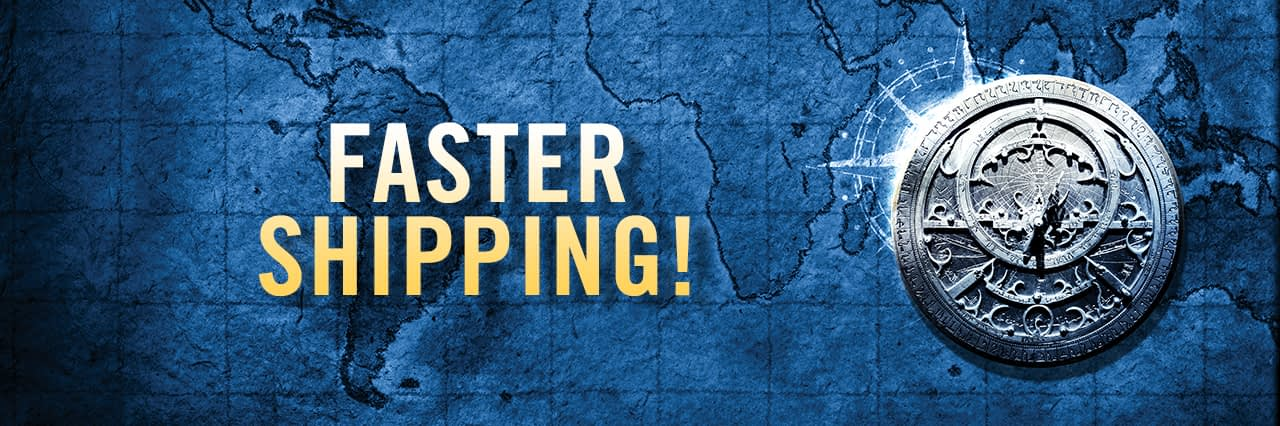 James Rollins The Last Odyssey: Faster Shipping News