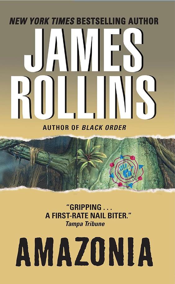 Amazonia James Rollins
